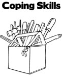 Image Result For Coping Skills Coloring